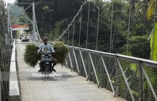 Jembatan Gantung Duwet