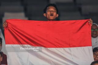Badminton Asian Paragames 2018
