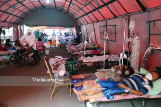 Tenda Darurat Rumah Sakit Covid 19