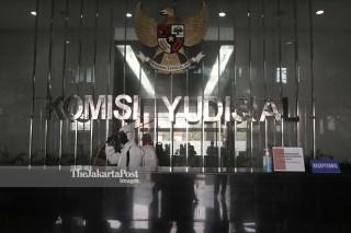 Komisi Yudisial Tutup Karena Covid-19