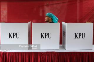 Pemilu Ulang Tangerang Selatan