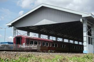 Cipinang Indonesian Railroad Depot