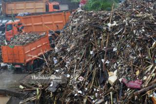 Sampah Sungai Ciliwung