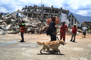 Palu Earthquake and Tsunami
