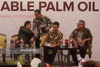 Working Together for Sustainable Palm Oil