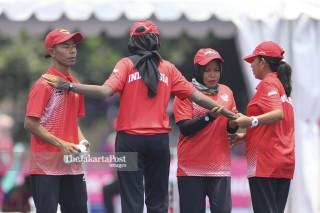 Lawn Bowl Asia Para Games 2018_Indonesia