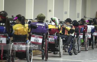 Para Shooting Asian Para Games 2018