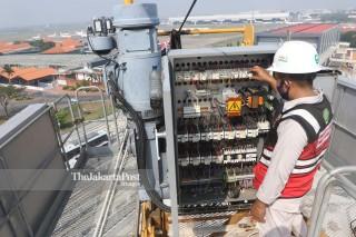 Integrated Building: Bandara Internasional Soekarno-Hatta