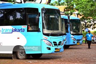FILE; TransJakarta