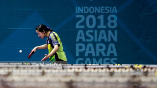 Tenis Meja Asian Para Games 2018
