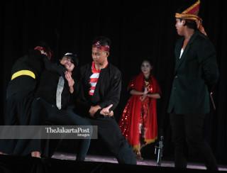 kreativitas Seni teater Tradisi pelajar