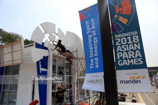 Persiapan Asian para games
