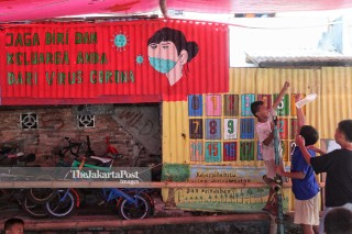 Angka Covid Indonesia