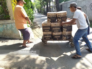 Paket Bantuan Sembako