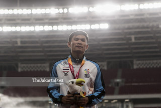 Para atletik Asian Para Games 2018_Thailand