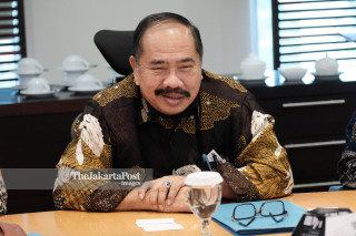 Kepala Pusat Pelaporan dan Analisis Transaksi (PPATK) Kiagus Ahmad Badaruddin