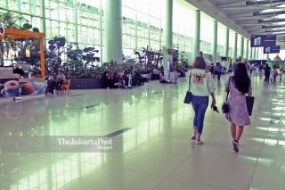 Bandara Sepinggan Balikpapan