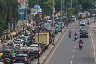 Kemacetan Menuju Jakarta