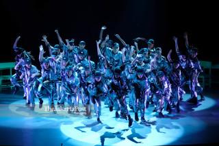 EKI Dance Company performance - EKI UPDATE 4.0