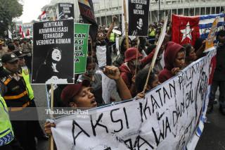 Demo Referendum Untuk Papua