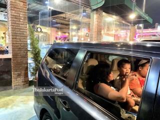 Drive in Restaurant