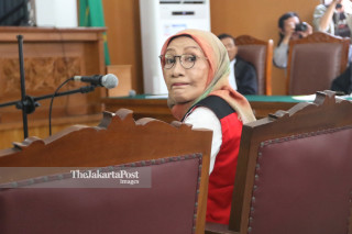 Ratna Sarumpaet trial