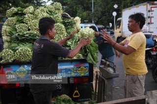 Pedagang Sayuran