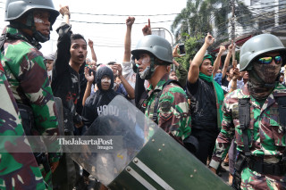 After election 2019 clashes