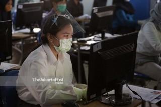 Ujian Tulis Berbasis Komputer (UTBK) Perguruan Tinggi Negeri
