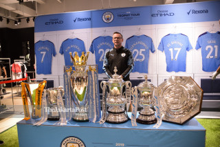 Manchester City Global Trophy Tour