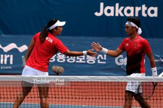 Asiad- Tennis