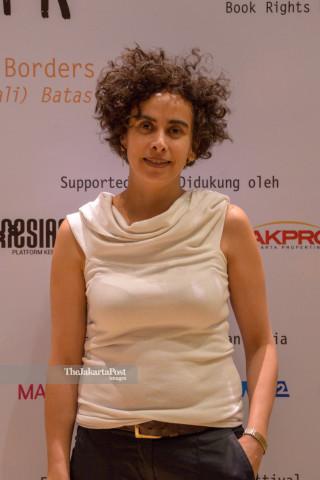 Adania Shibli (Palestina Author)