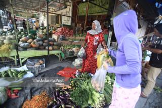 Pasar Tradisional Masomba, Lolu, Palu Selatan, Sulawesi Tengah