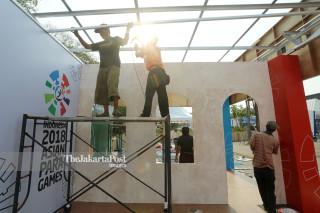 Para Games 2018 preparation