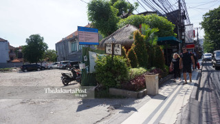 2002 Bali Bomb location