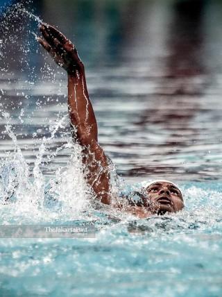 Para Swimming Asia Para Games 2018_ India
