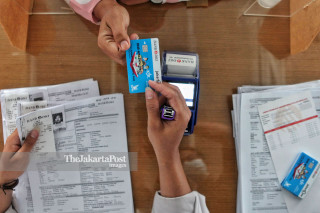 Jakarta Smart Card distribution