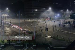 update: Jakarta in riots