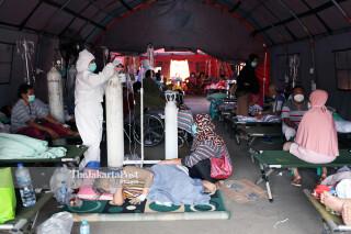 Tenda Darurat Covid 19