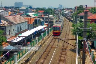 Commuterline Jakarta-Bogor