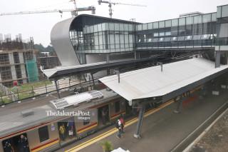 Stasiun Cisauk