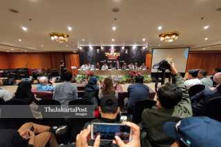 Java Jazz Press Conference