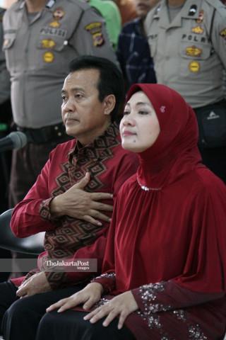 File: Korupsi di Pengurusan Surat Persetujuan Pemanfaatan Ruang (SPPR) di Bandung