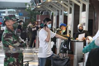 Bandara Soekarno Hatta Kembali Beroperasi