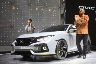 File: Gaikindo Indonesia International Auto Show (GIIAS) 2016