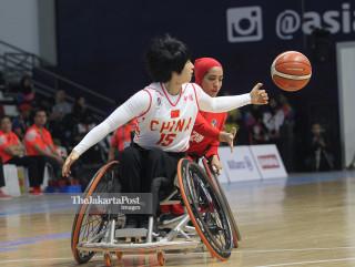 BASKET ASIAN PARA GAMES 2018