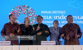 Closing Ceremony Annual Meetings 2018 IMF World Bank Group