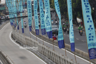 Nekat di Jalur Transjakarta