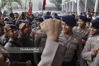 Korupsi di Kepolisian