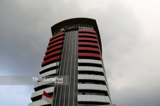 FILE; KPK Head office